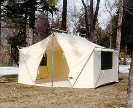 Reliable cascade family cabin tent 9 x 12 for Reliable tipi