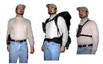Bear Deterrent Chest Holster