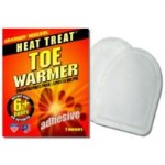Heat Treat Toe Warmers (5 pair)