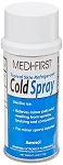 Medique Medi-First Topical Skin Refrigerant Cold Spray, 4 oz Aerosol