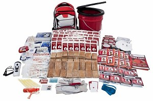 10 Person Guardian Bucket Survival Kit