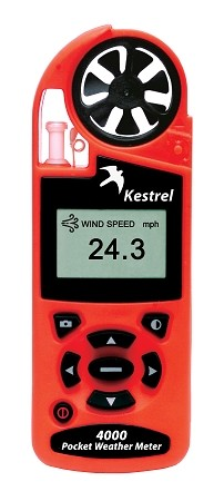 Kestrels with Bluetooth Option