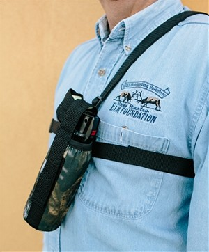 CAMO Chest Holster