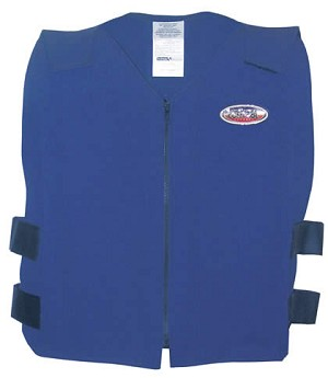 TECHKEWL Phase Change Cooling Vest with NOMEX