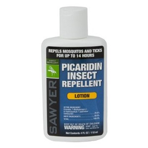 Sawyer Premium Insect Repellent 20-Percent Picaridin 4 oz Lotion
