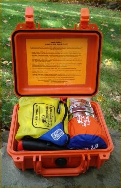 Survival Kit Pouch Plus