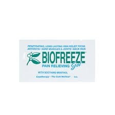 BioFreeze Cold Therapy Pain Relief 5 packets