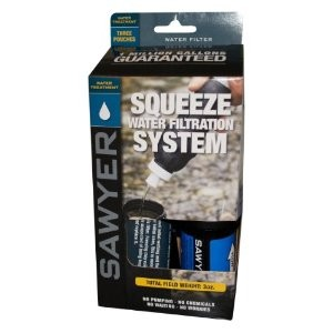 Sawyer PointOne Squeeze Water Filter System