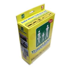TravelJohn Solid Waste Collection Kit