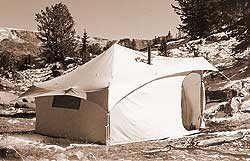 Reliable Yellowstone Specialty Tent 12 x 12