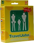 TravelJohn Eco-Bag