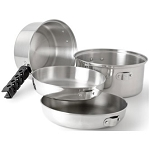 Glacier Stainless Cook Set