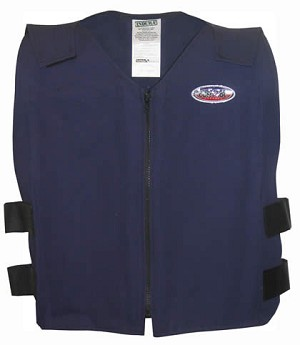 TECHKEWL Phase Change Cooling Vest with INDURA