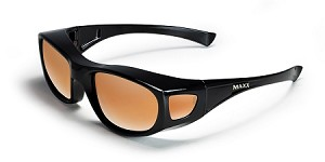 MAXX Over The Glasses HD Sunglasses